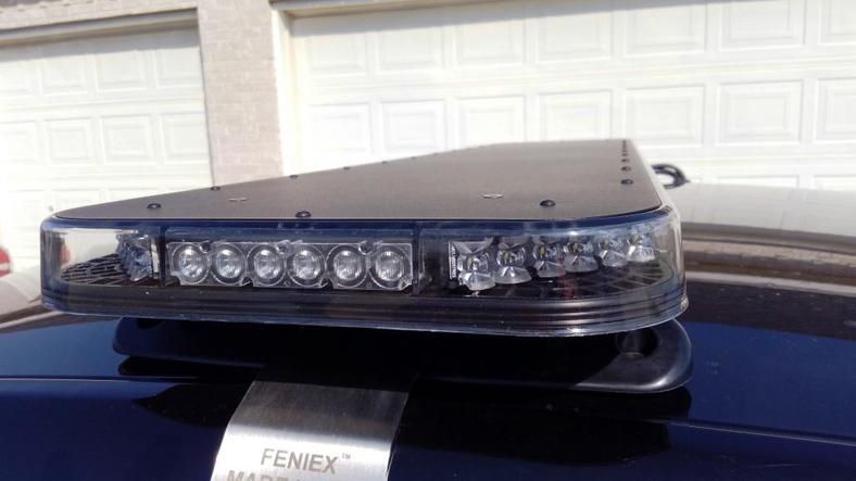 Security vehicle emergency lights aloadofball Images